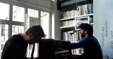 Bearzatti Benjamin Rythm a Ning YouTube Video Jazzespresso Revista
