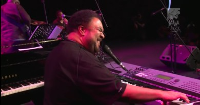 George Duke Trio It's On Java Festival YouTube Video Jazzespresso 爵士雜誌