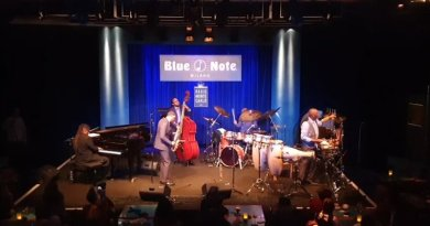 Kenny Garett Blue Note Milano 2019 YouTube Video Jazzespresso 爵士雜誌
