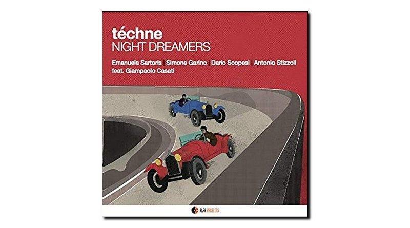 Night Dreamers Téchne AlfaMusic 2019 Jazzespresso Revista Jazz