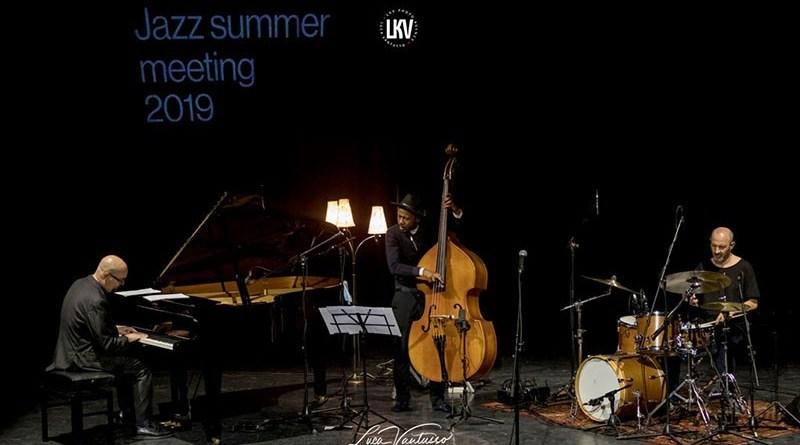 Jazz Summer Meeting Lugano Teatro Studio FOCE Jazzespresso Reportage