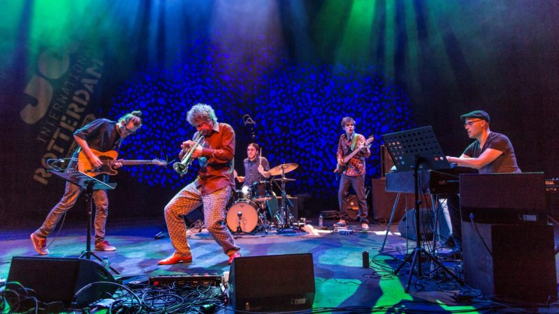 Festival Jazz International Rotterdam Jazzespresso Revista Jazz