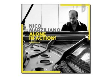Nico Marziliano <br/> Alone in Action <br/> Farelive, 2019