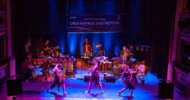Open Papyrus Jazz Festival © Open Papyrus Jazz Festival
