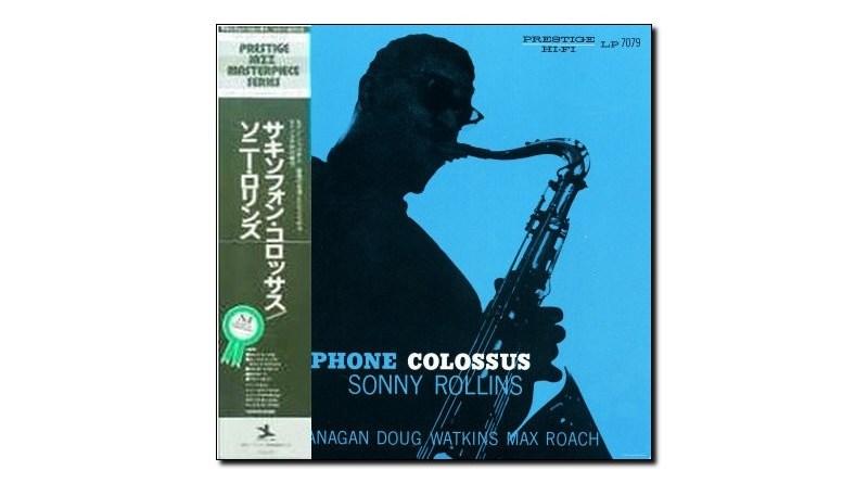 Sonny Rollins Saxophone Colossus 1957 Jazzespresso 爵士杂志