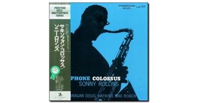 Sonny Rollins Saxophone Colossus 1957 Jazzespresso Jazz Magazine