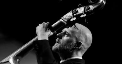 Luca Vantusso Spencer Brown Retrato Jazzespresso 2019