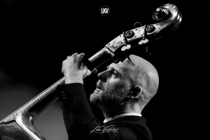 Luca Vantusso Spencer Brown Portrait Jazzespresso Magazine