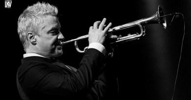 Luca Vantusso 爵士音樂人物肖像攝影 Chris Botti