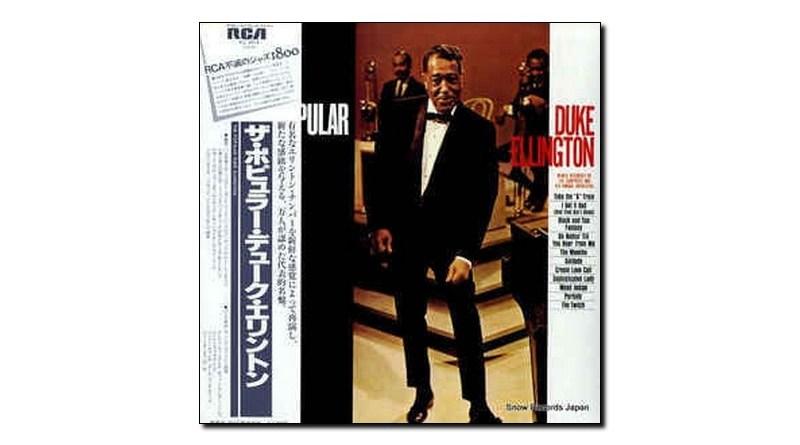 Duke Ellington The Popular Duke Ellington Jazzespresso 爵士雜誌
