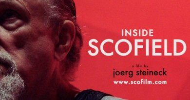 INSIDE SCOFIELD by Joerg Steineck Jazzespresso 爵士雜誌
