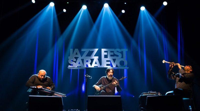 薩拉熱窩爵士音樂節(Jazzfest Sarajevo)Jazzespresso 爵士雜誌
