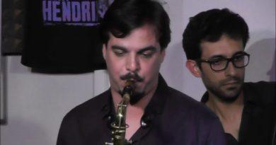 Icefire Quartet Torino Festival Jazz YouTube Video Jazzespresso Jazz Mag
