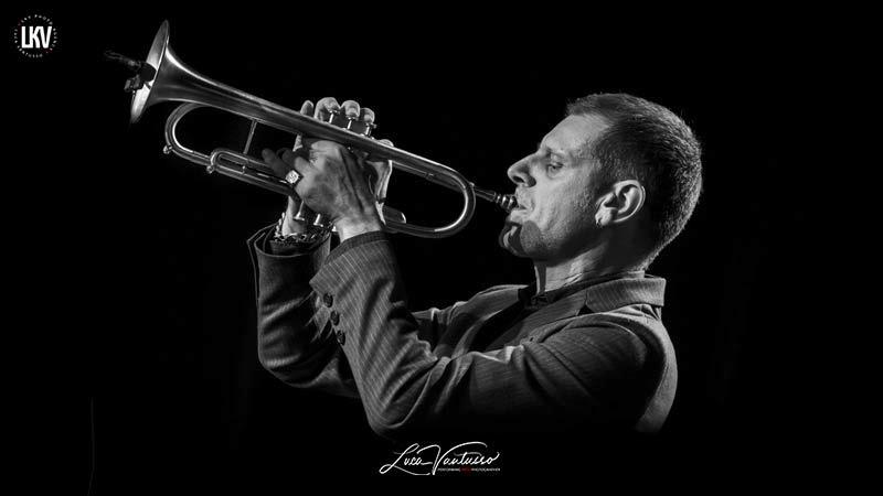 Luca Vantusso Fabrizio Bosso Portrait Jazzespresso Magazine