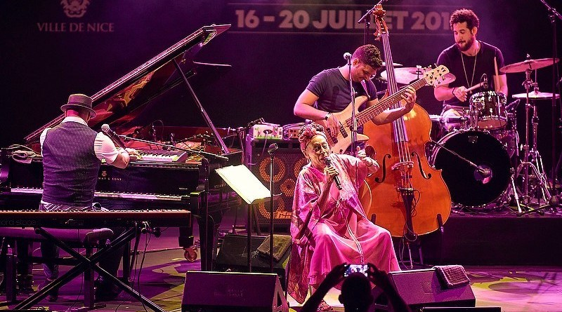 Festival de jazz en Niza 2019 Jazzespresso Mamo Delpero
