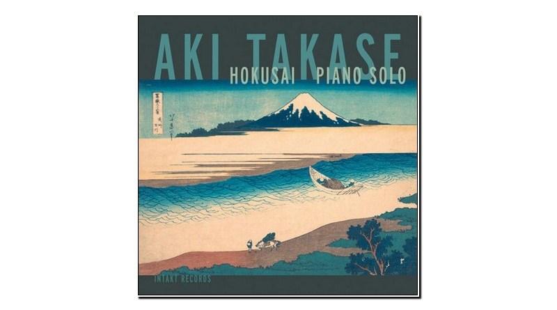 Aki Takase Hokusai: Piano Solo Intakt 2019 Jazzespresso 爵士杂志