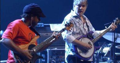 Bela Fleck & The Flecktones Montreal Festival 2018 YouTube Video Jazzespresso Magazine