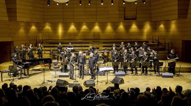 Al Jarreau Tribute Milan Luca Vantusso 2019 Jazzespresso