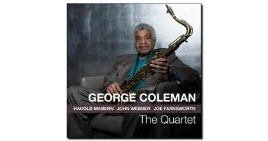 George Coleman The Quartet Smoke Sessions 2019 Jazzespresso 爵士雜誌