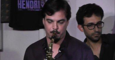 Icefire Quartet Torino Festival Jazz YouTube Video Jazzespresso 爵士雜誌