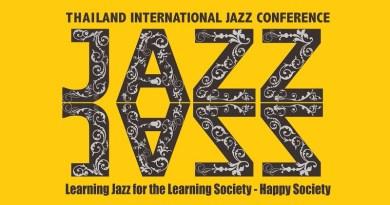 泰國爵士會議( Thailand Jazz Conference ) 2020 Jazzespresso