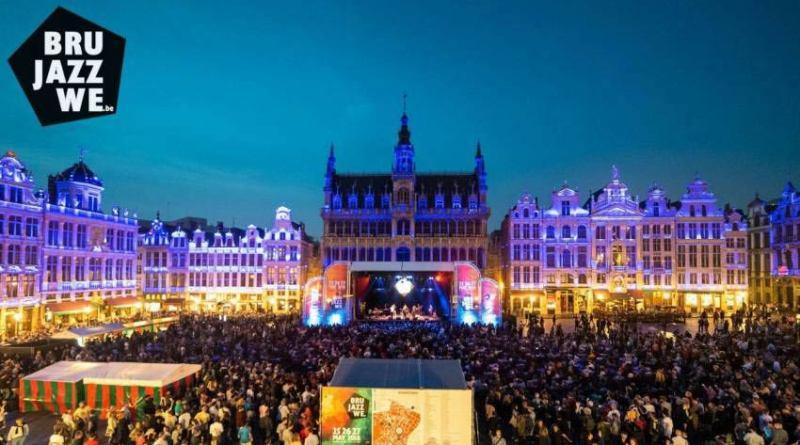 布鲁塞尔爵士音乐节 (Brussels Jazz Festival) Jazzespresso 爵士杂志