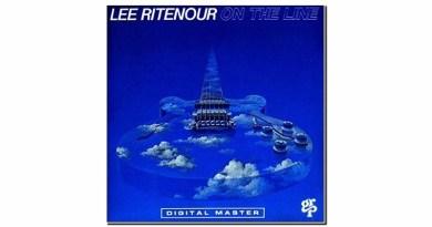Lee Ritenour On The Line 1983 Jazzespresso 爵士雜誌