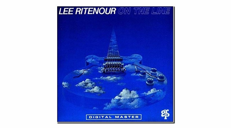 Lee Ritenour On The Line 1983 Jazzespresso 爵士杂志