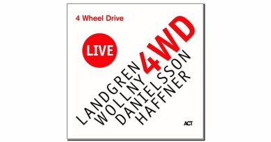 Nils Landgren 4 Wheel Drive Live ACT 2019 Jazzespresso 爵士雜誌