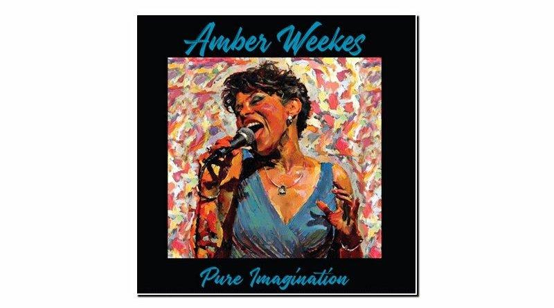 Pure Imagination Amber Weekes Self release 2019 Jazzespresso Revista