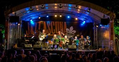 Blues Swingers 瑞士 阿斯科納 Luca Vantusso Jazzespresso