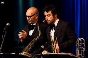 Vik and the Doctors of Jive ,米蘭 Luca Vantusso Jazzespresso
