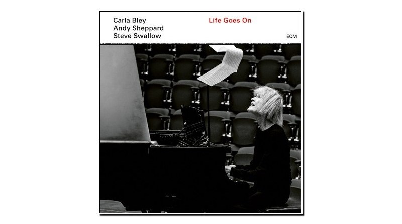 Carla Bley Life Goes On ECM 2020 Jazzespresso 爵士杂志