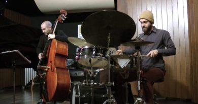 Donatello D'Attoma Trio Coming On The Hudson YouTube Video Jazzespresso Revista Jazz