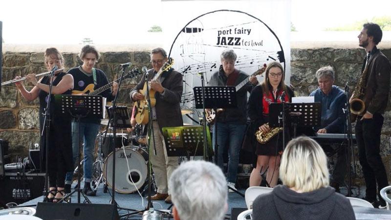 Port Fairy Jazz Festival Jazzespresso Revista Jazz