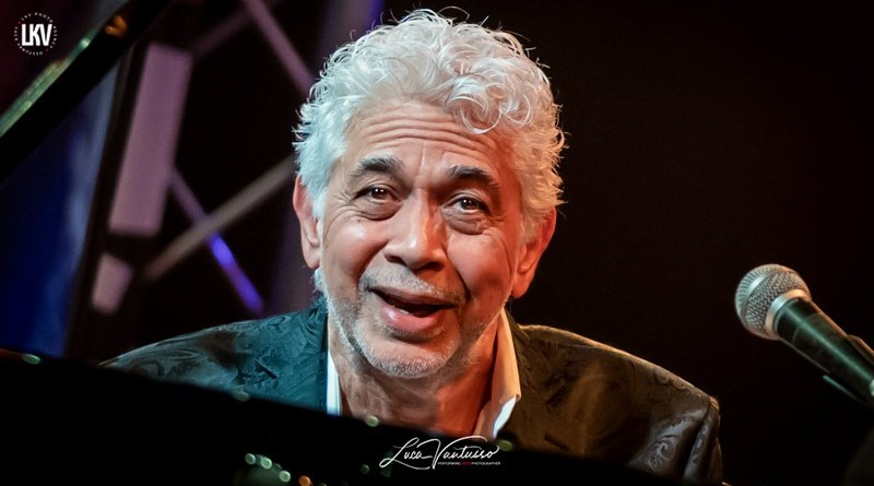 Luca Vantusso 蒙蒂·亚历山大 爵士音乐人物肖像摄影