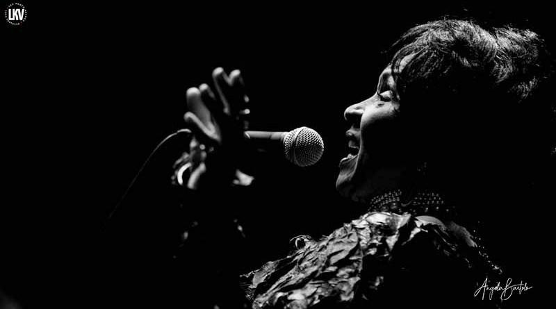 Angela Bartolo 米蘭 爵士音樂人物肖像攝影 Mary Stallings