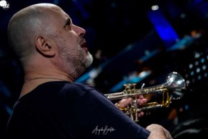 Flavio Boltro Milán Angela Bartolo reportaje 2020 Jazzespresso