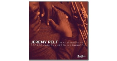Jeremy Pelt The Art Of Intimacy Vol. 1 HighNote 2020 Jazzespresso Mag