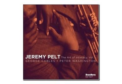Jeremy Pelt <br/> The Art Of Intimacy, Vol. 1 <br/> HighNote, 2020