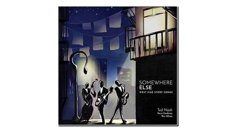 Ted Nash Somewhere Else Plastic Sax 2019 Jazzespresso 爵士杂志