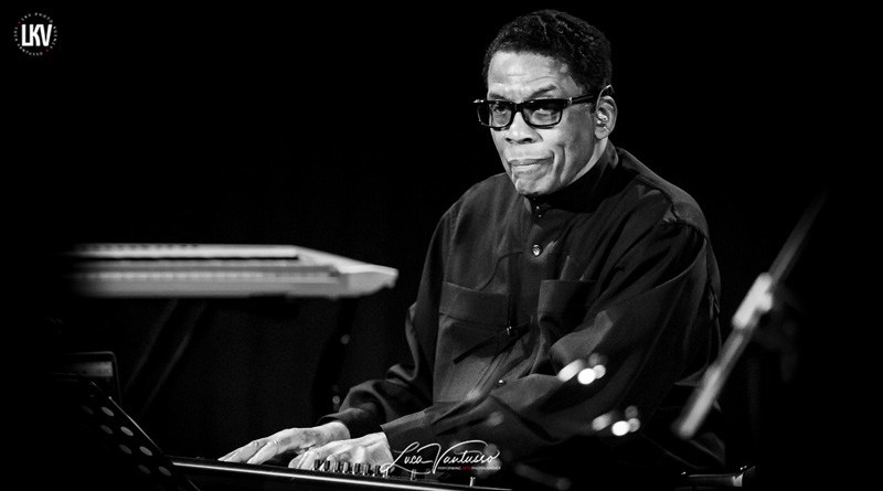 Herbie Hancock in Italia Jazzespresso Jazz Magazine News