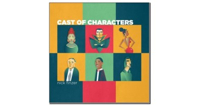 Nick Finzer Cast of Characters Outside in Music 2020 Jazzespresso Mag
