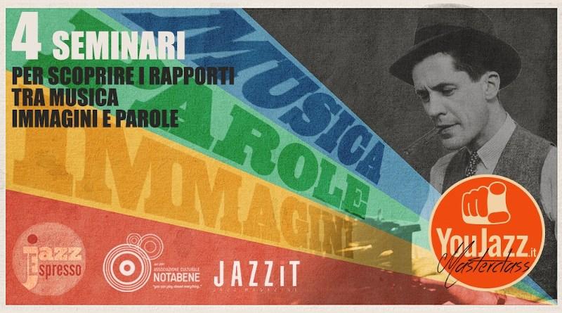 Inizieranno domenica 19 aprile i quattro seminari che YouJazz, la nuova piattaforma/community del jazz italiano, organizza in collaborazione on l'Associazione Culturale Notabene, con Jazzit e Jazzespresso come media partner. I quattro apputnamenti sono rivolti a tutti; pensati per studenti delle scuole medie e superiori, sono fruibili anche da musicisti che vogliano esplorare il mondo del giornalismo musicale e anche da semplici curiosi della musica. I seminari sono gratuiti, e per partecipare è sufficiente iscriversi cliccando qui: https://www.eventbrite.it/e/biglietti-masterclass-sul-giornalismo-musicale-evento-gratuito-102673426984. Programma Domenica 19 aprile 17-19 Indagine su un musicista al di sopra di ogni sospetto: districarsi fra interrogatorio e auto-agiografia. L'intervista – a cura di Ivano Rossato Domenica 26 aprile 17-19 A me mi piace! Ame non mi piace! E chissenefrega?! La recensione - a cura di Eugenio Mirti Domenica 3 maggio 17-19 Uno, due, tre: cheeeeeeeeeeeese. Il reportage fotografico – a cura di Luca Vantusso Domenica 10 maggio 17-19 Alt! Chi siete? Cosa portate? Non ci resta che comunicare. I social network – a cura di Luciano Morciano