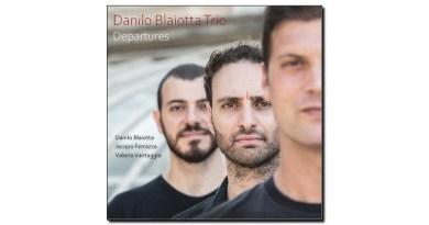 Danilo Blaiotta Departures Filibusta 2020 Jazzespresso 爵士杂志