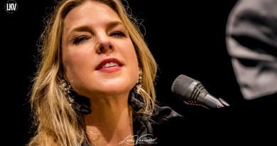 Diana Krall Retrato Luca Vantusso Jazzespresso 2019