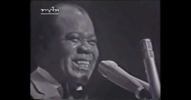Louis Armstrong Hello Dolly Jazzespresso Jazz Magazine