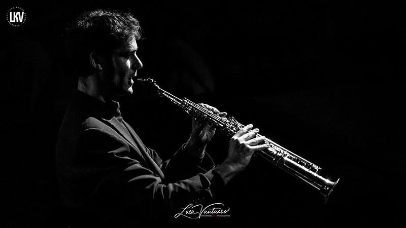 Tommaso Starace 米蘭 2016 爵士音樂人 Luca Vantusso