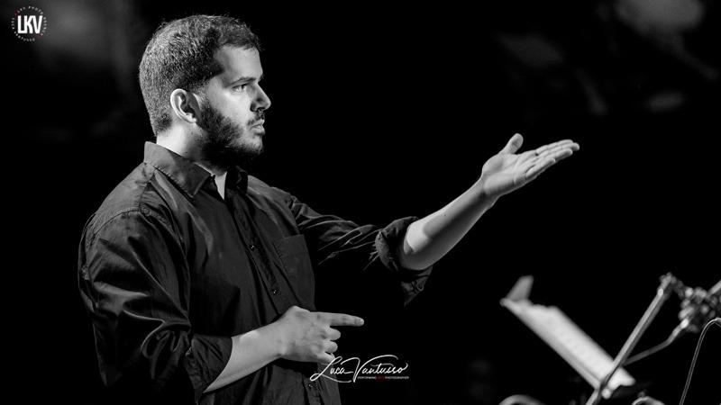 Luca Missiti 米蘭 2018 爵士音樂人 Luca Vantusso Blue Note