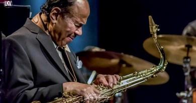 Benny Golson Milano reportage 2016 Luca Vantusso Jazzespresso